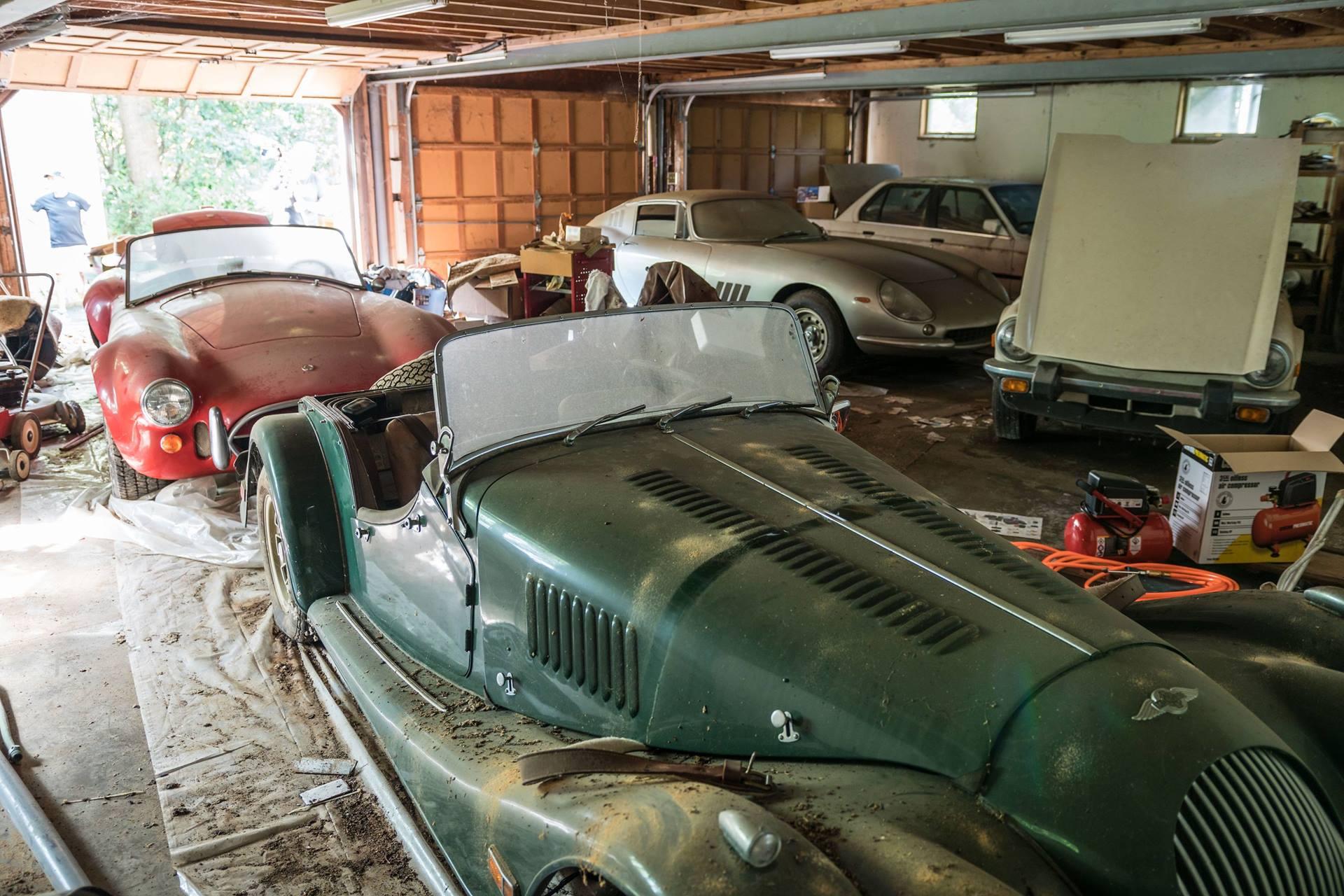 Woodworth Hagerty Garage Find