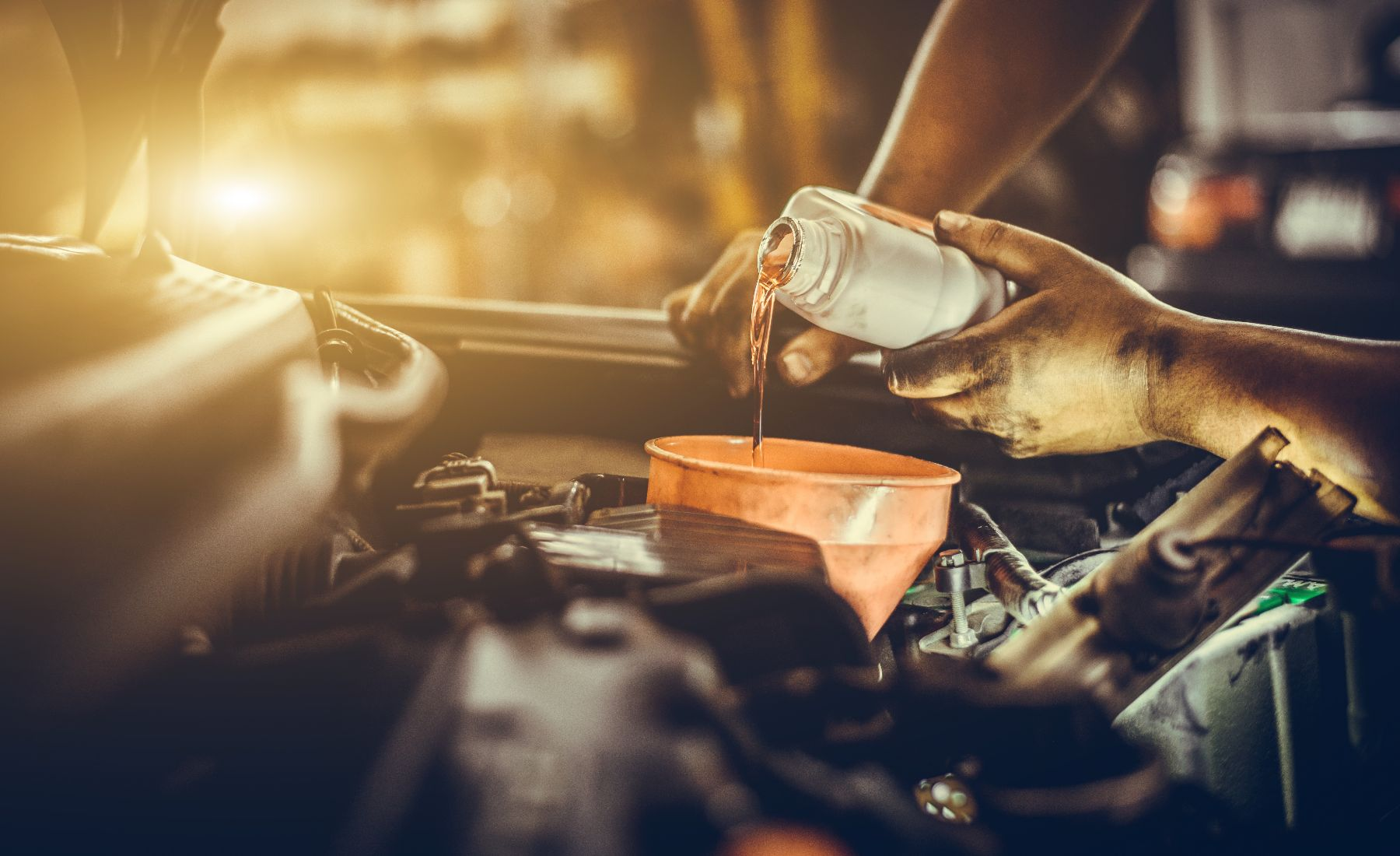 A Quarter Of British Drivers Don T Know What Engine Oil Is For