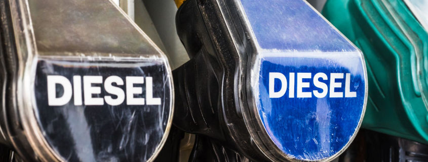 diesel engine emissions real-world tests london
