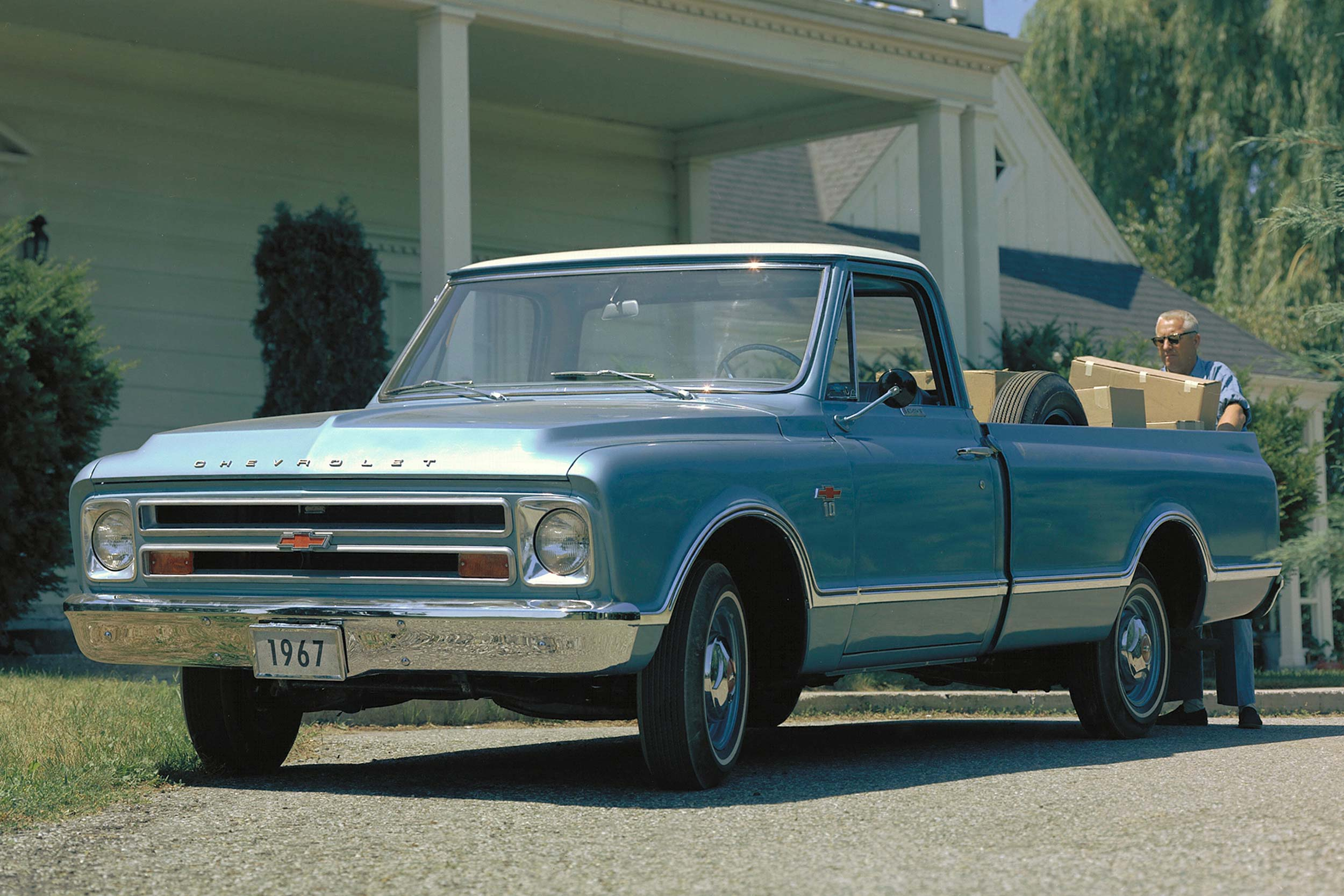 1967 Chevrolet C10 Series Half Ton Pickup