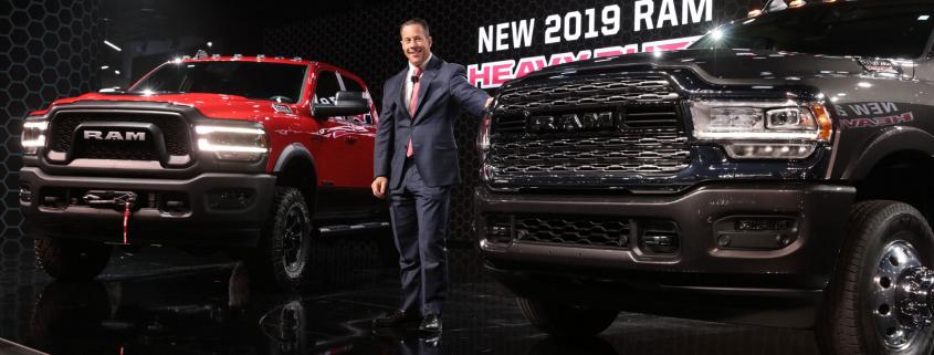 2019 North American International Auto Show
