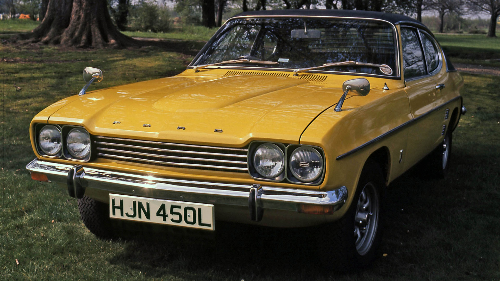 The Car You Always Promised Yourself 50 Years Of The Ford Capri Motoring Research