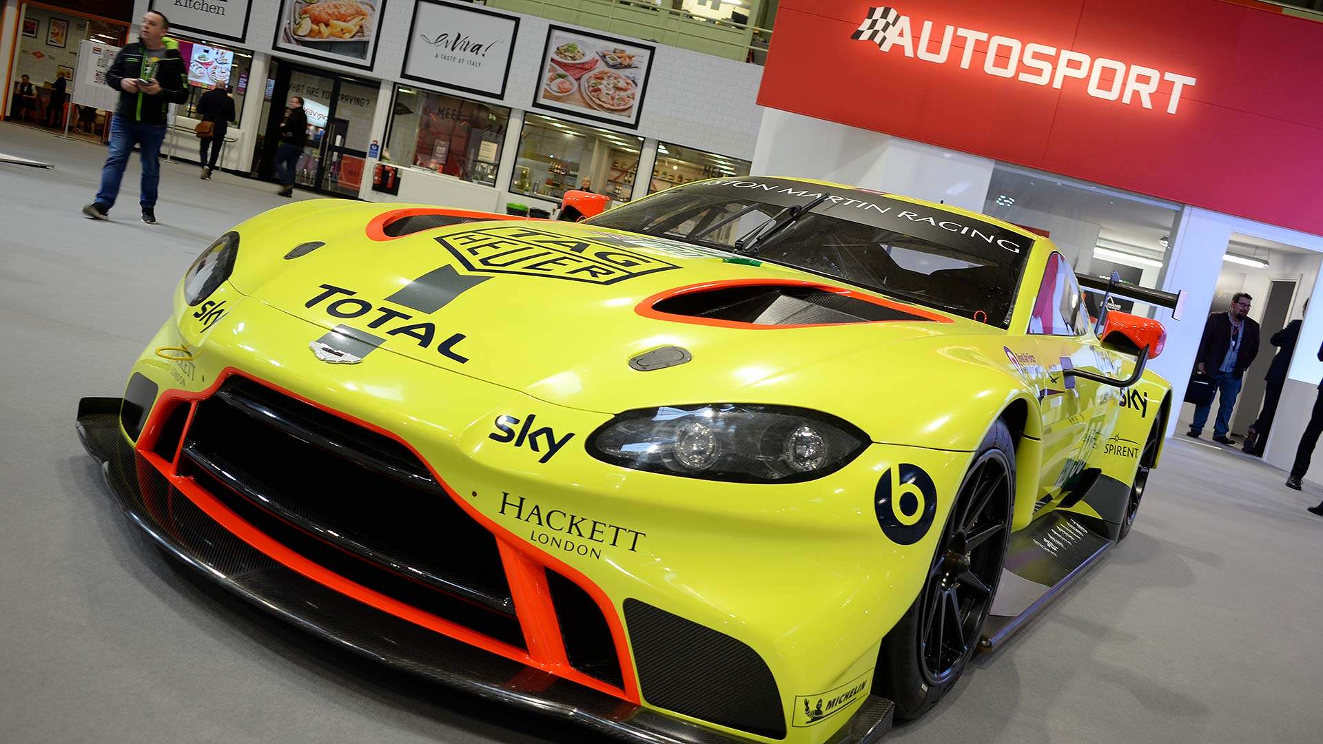 Road And Race Cars At Autosport International 2019 Motoring Research