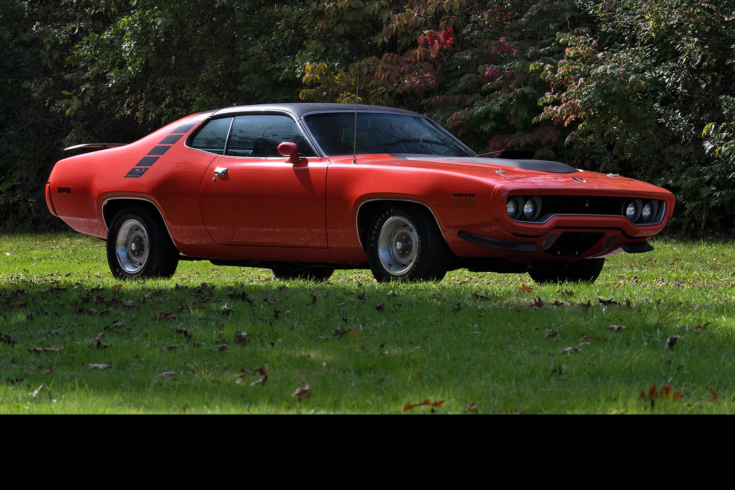 1971 PLYMOUTH HEMI ROAD RUNNER