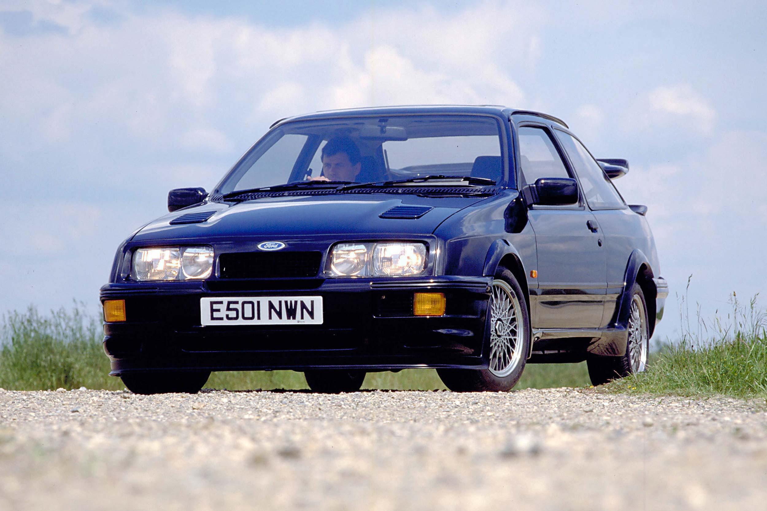 1985–89 Merkur XR4Ti