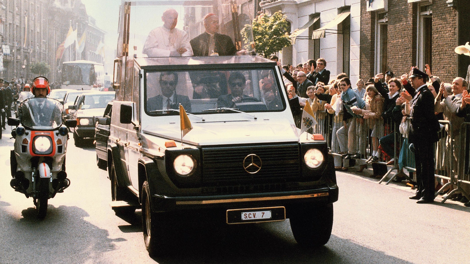 0920cccebf From army to barmy  the story of the Mercedes-Benz G-Wagen ...