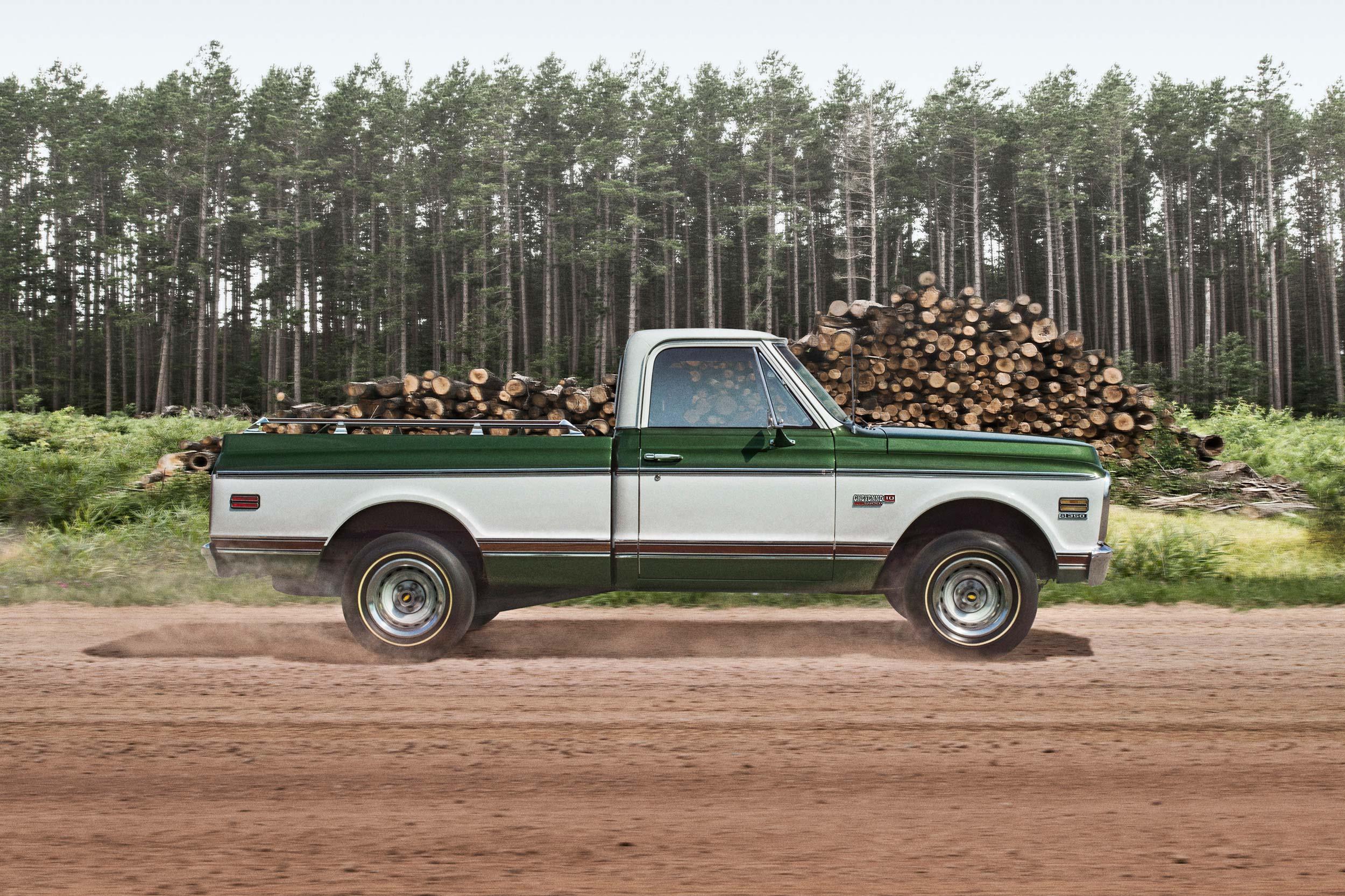 1967-72 GMC CK-Series Pickups