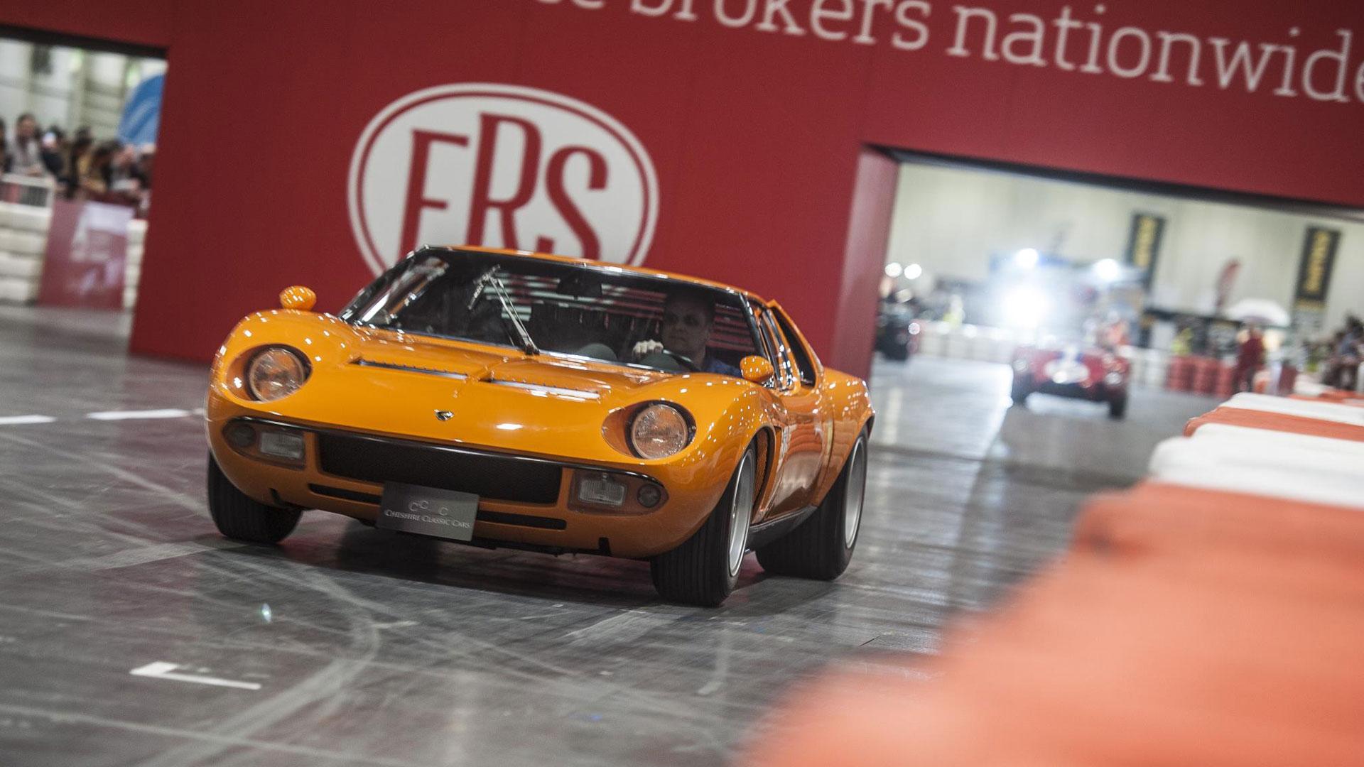 London Classic Car Show – 14-17 February