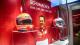 Michael 50 Ferrari Museum exhibition