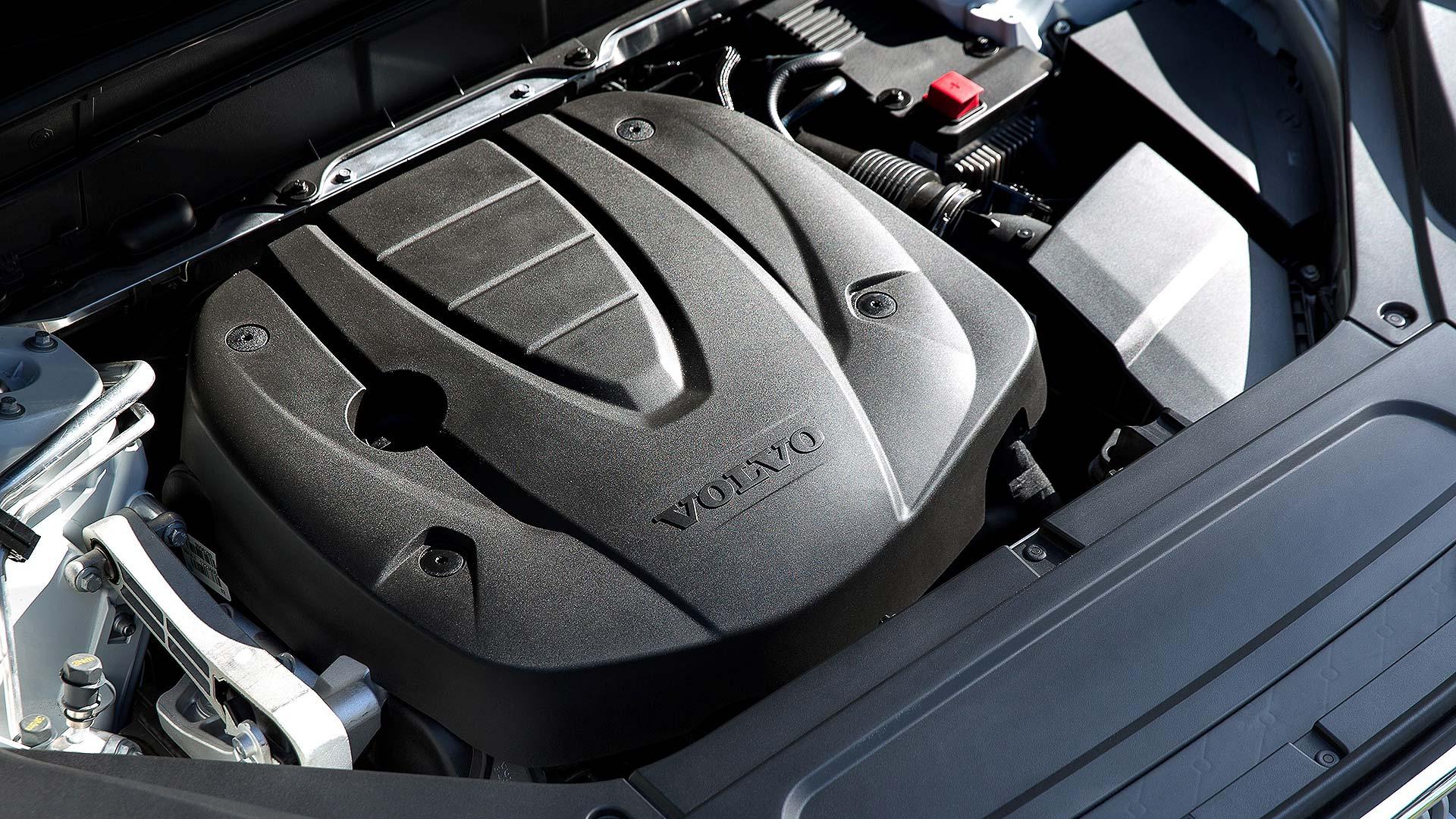 Volvo XC90 diesel engine