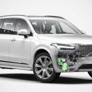 Volvo XC90 PowerPulse diesel engine
