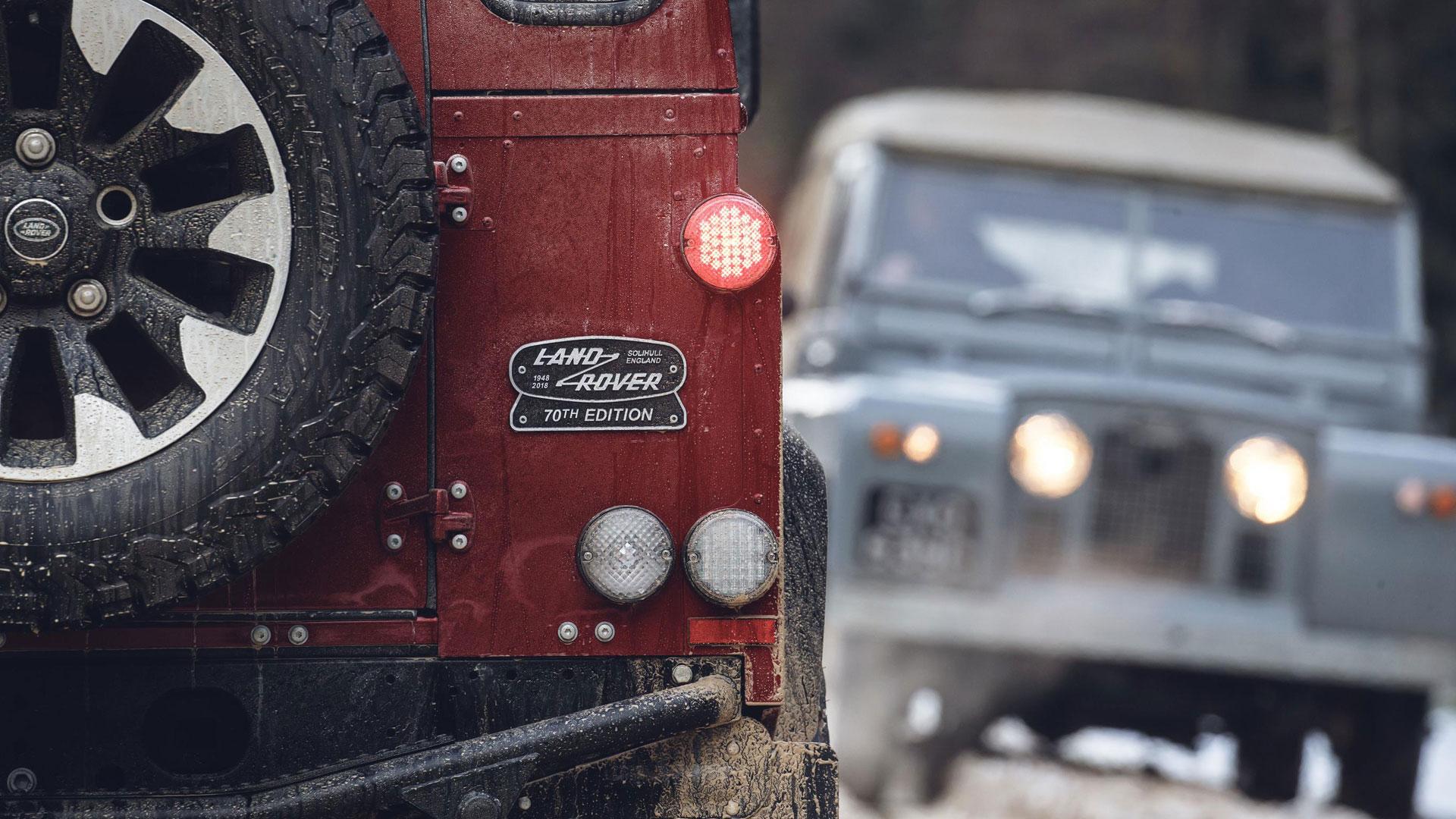 Gaydon Land Rover Show - 11-12 May