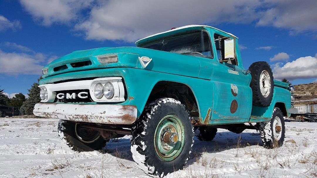 1962 GMC K1502