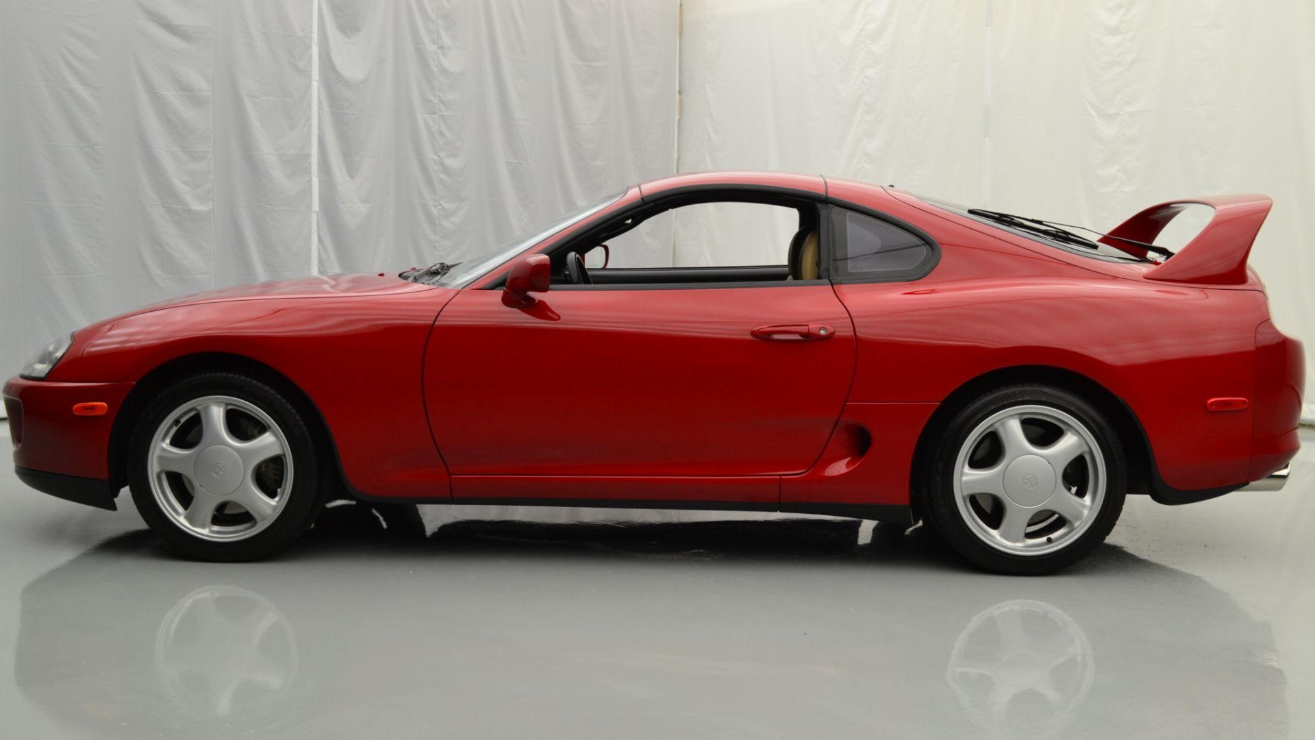 Toyota Supra $500,000