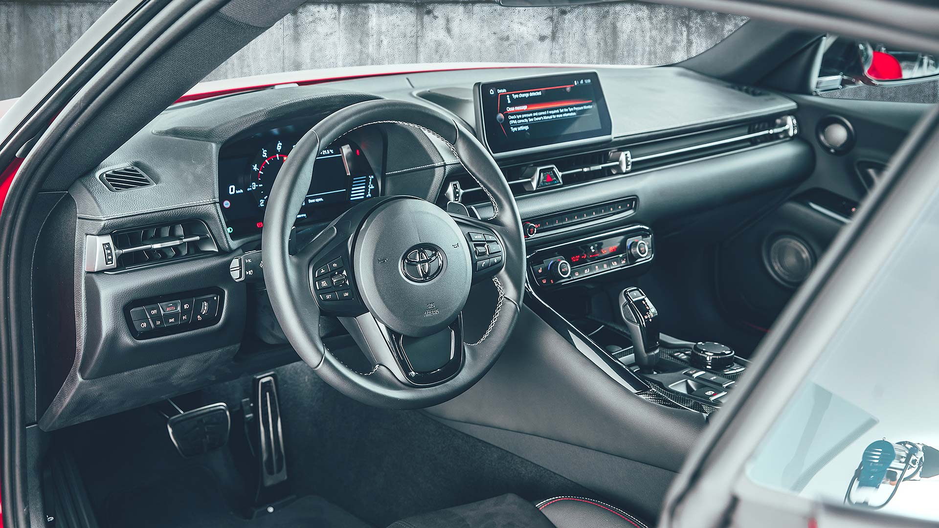 2019 Toyota GR Supra A90