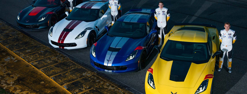 2019 Chevrolet Corvette C7 Racing Drivers Series