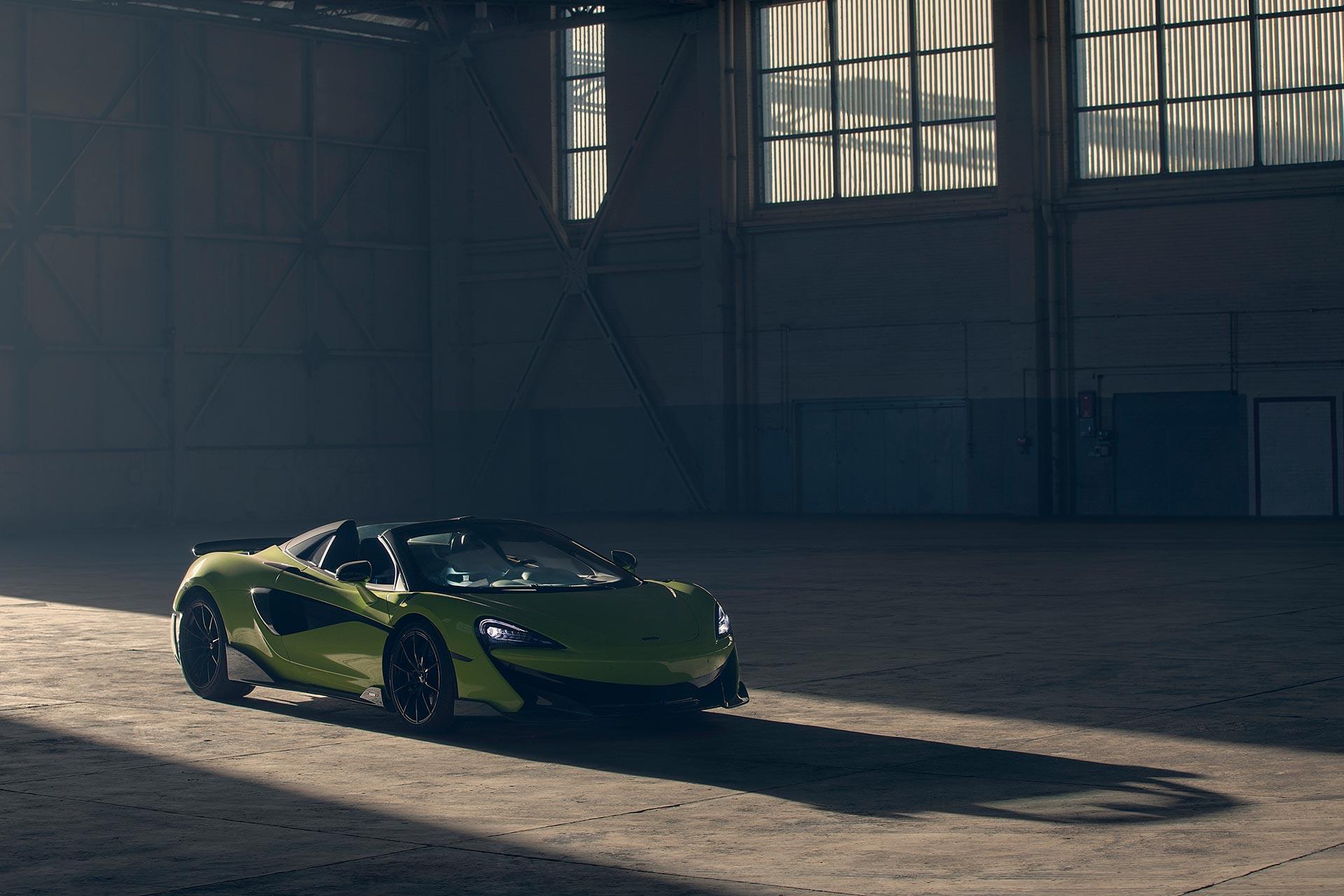 2019 McLaren 600 LT Spider
