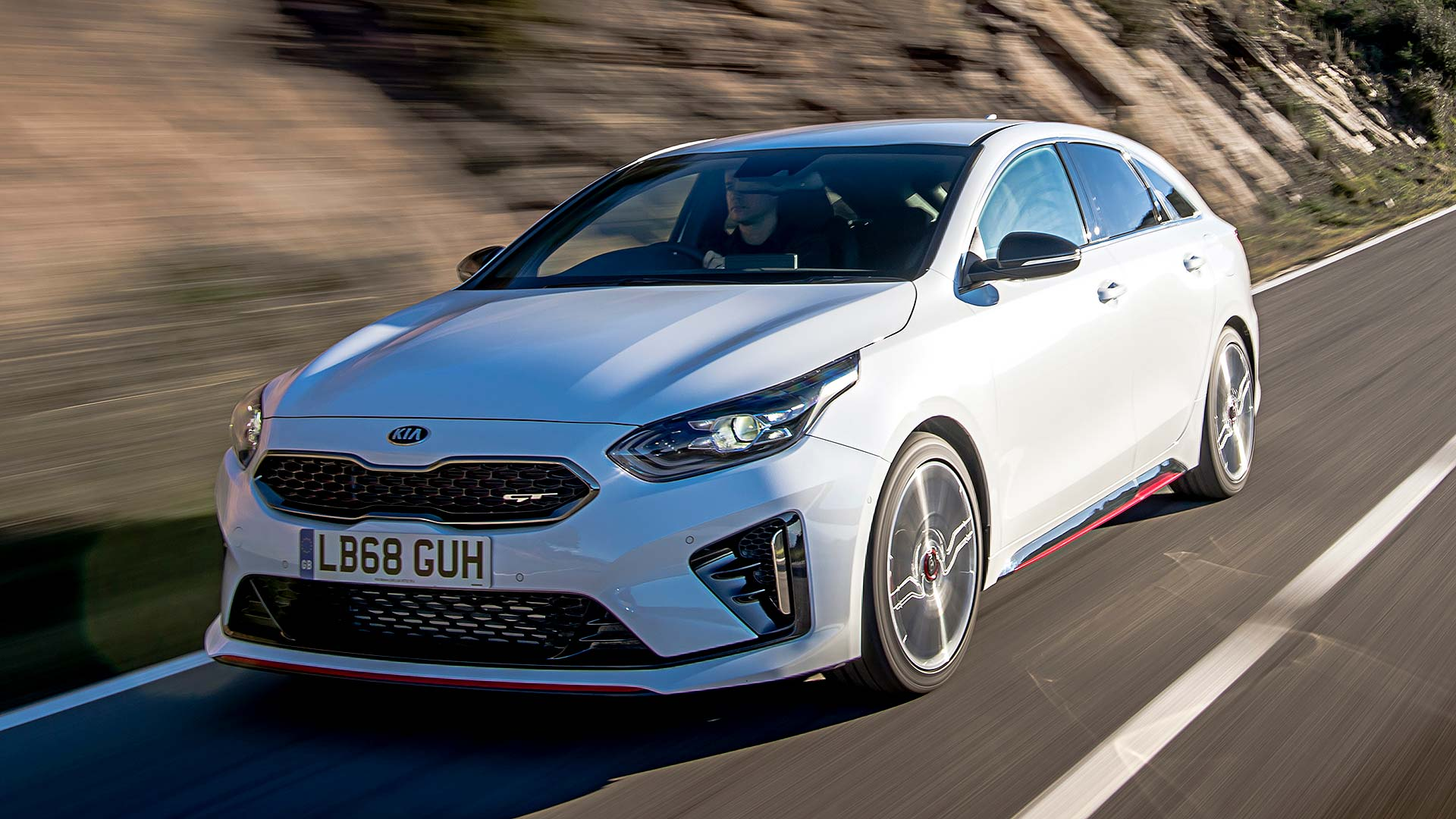 2019 Kia Proceed Review The Shooting Brake You Can Afford