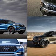 2020 Ford Explorer versus 2020 Kia Telluride
