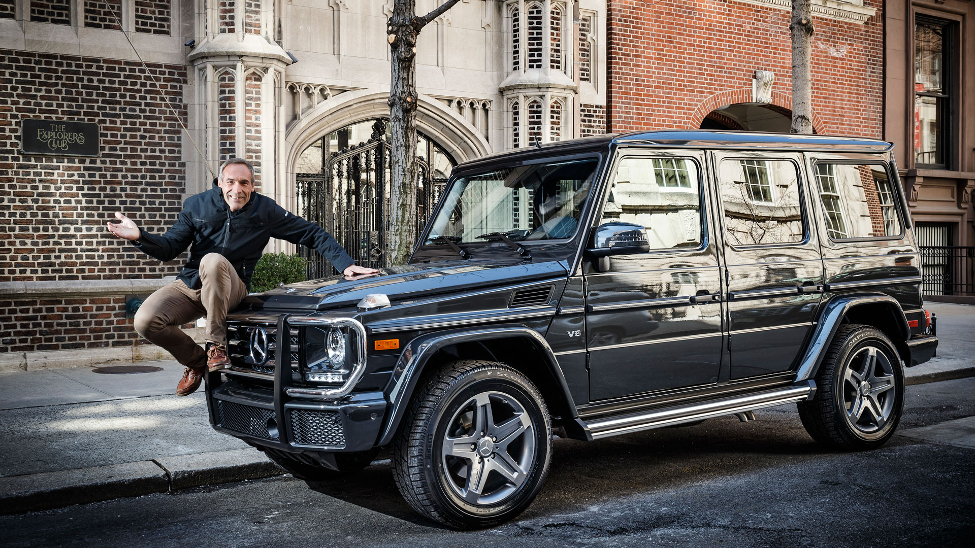 Life Begins At 40 A Brief History Of The Mercedes G Wagen Motoring Research