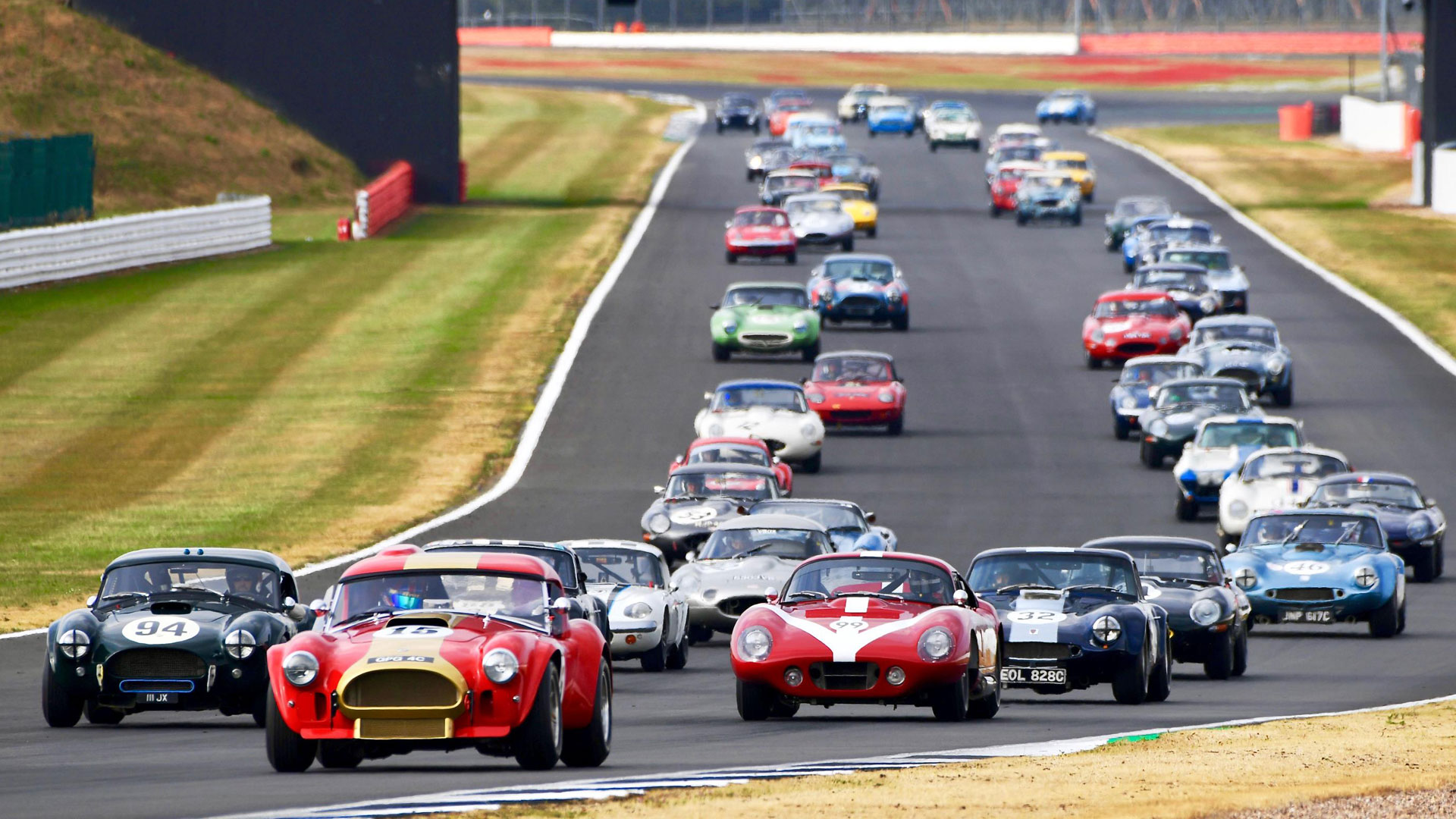 Silverstone Classic – 26-28 July