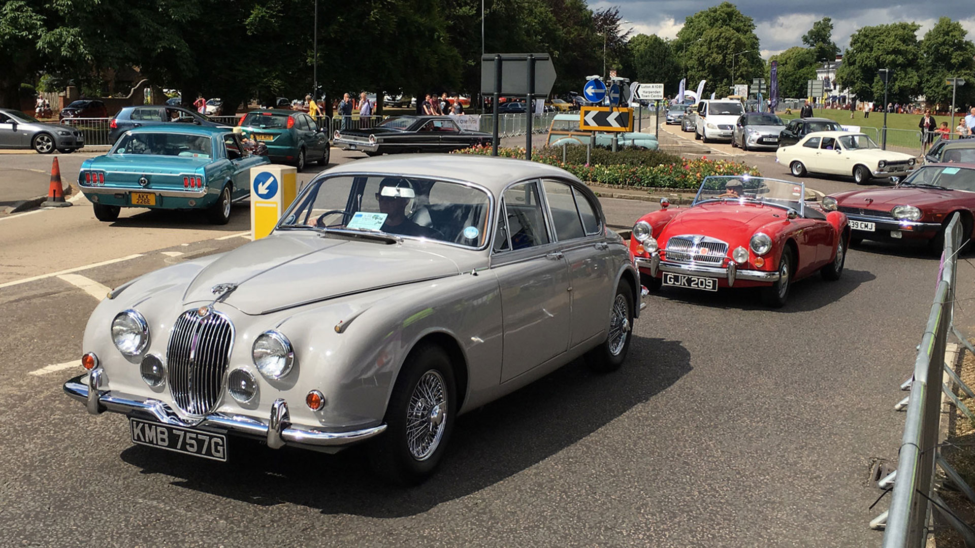 Classics on the Common – July