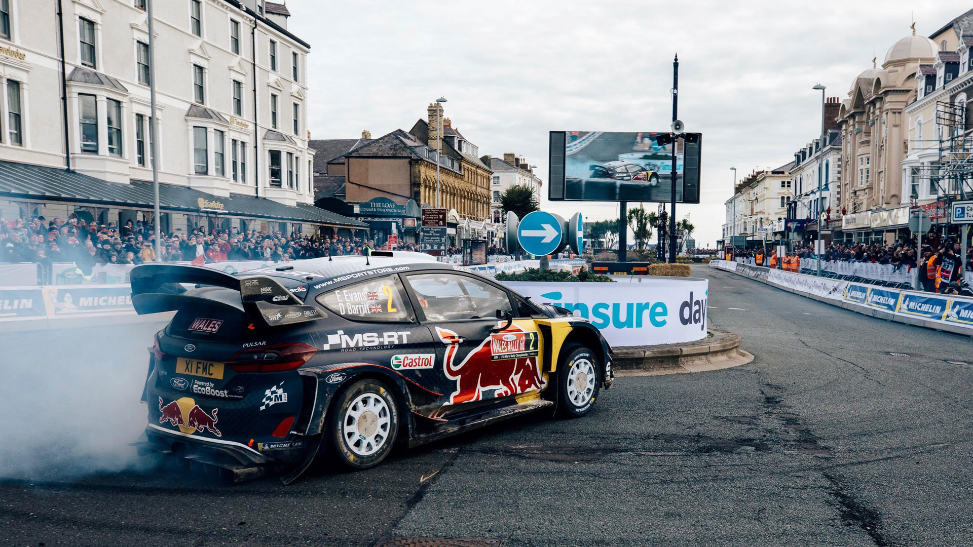 Wales Rally GB – 3-6 October