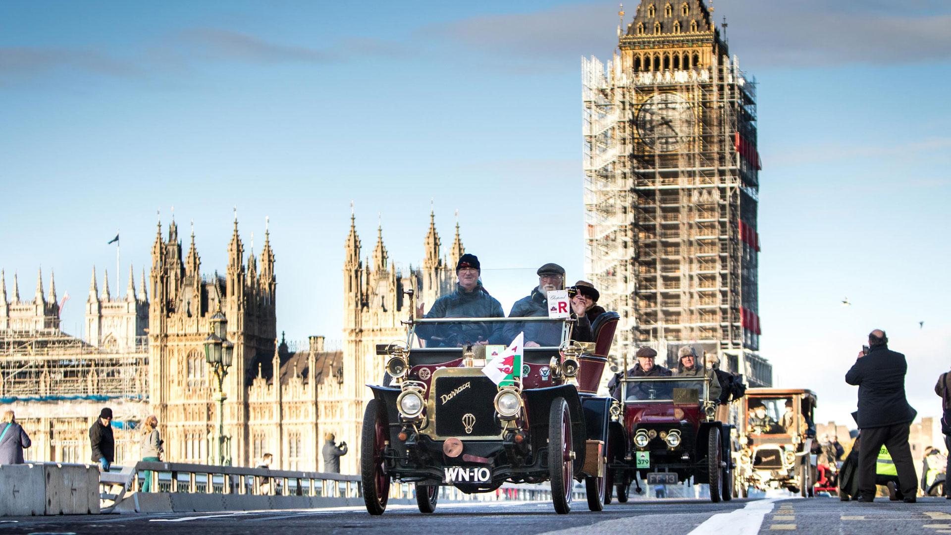 London to Brighton Veteran Car Run – 3 November