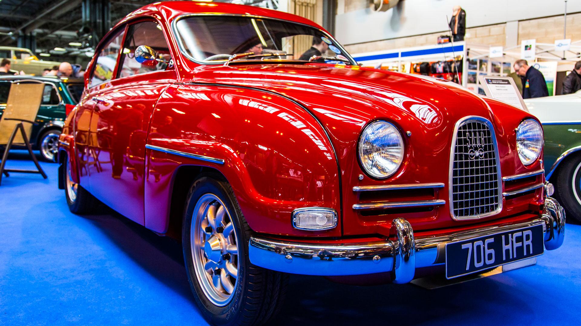 Classic Motor Show – 8-10 November