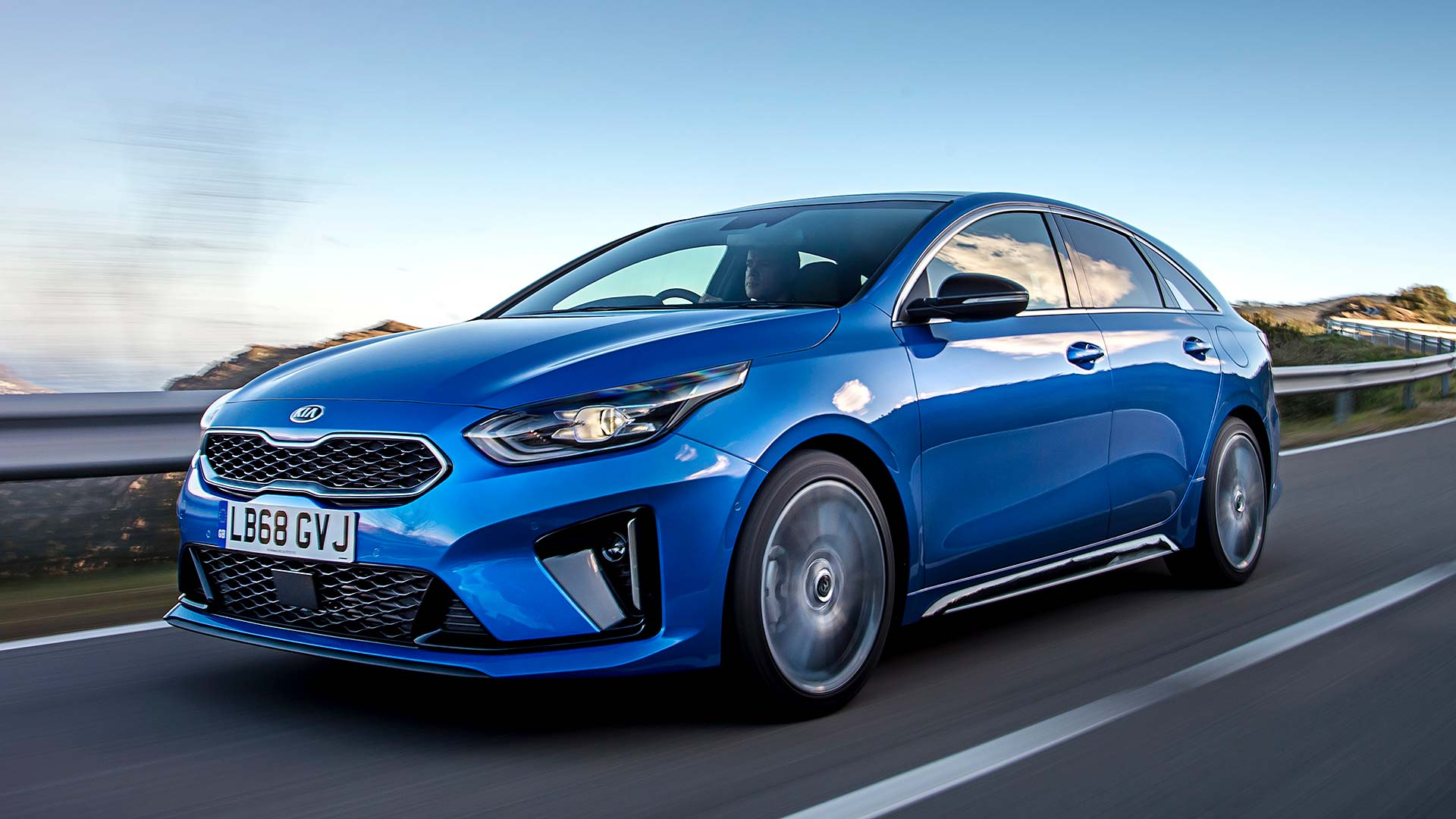 2019 kia proceed review the shooting brake you can afford. Black Bedroom Furniture Sets. Home Design Ideas