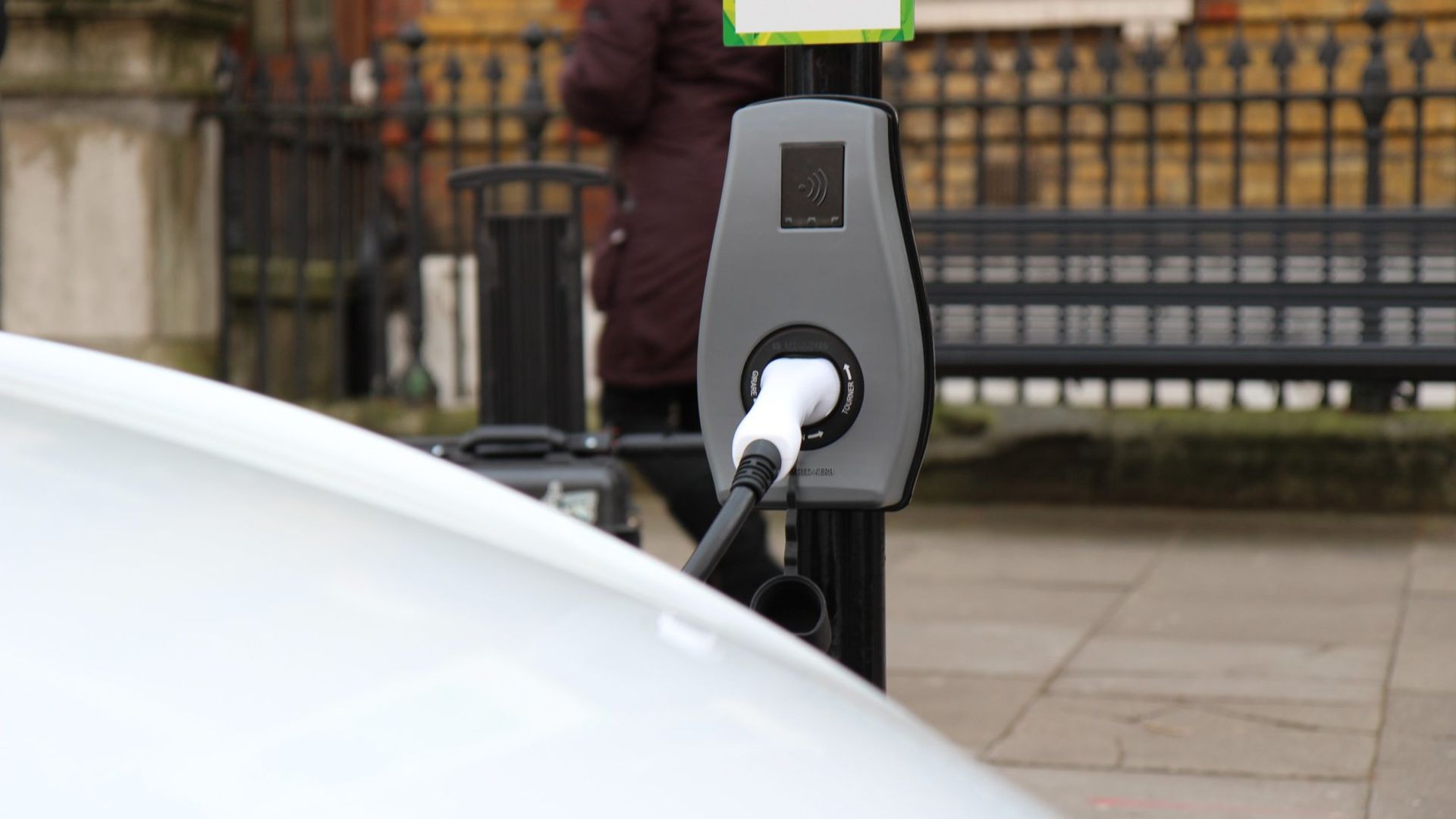 Connected Kerb charging points
