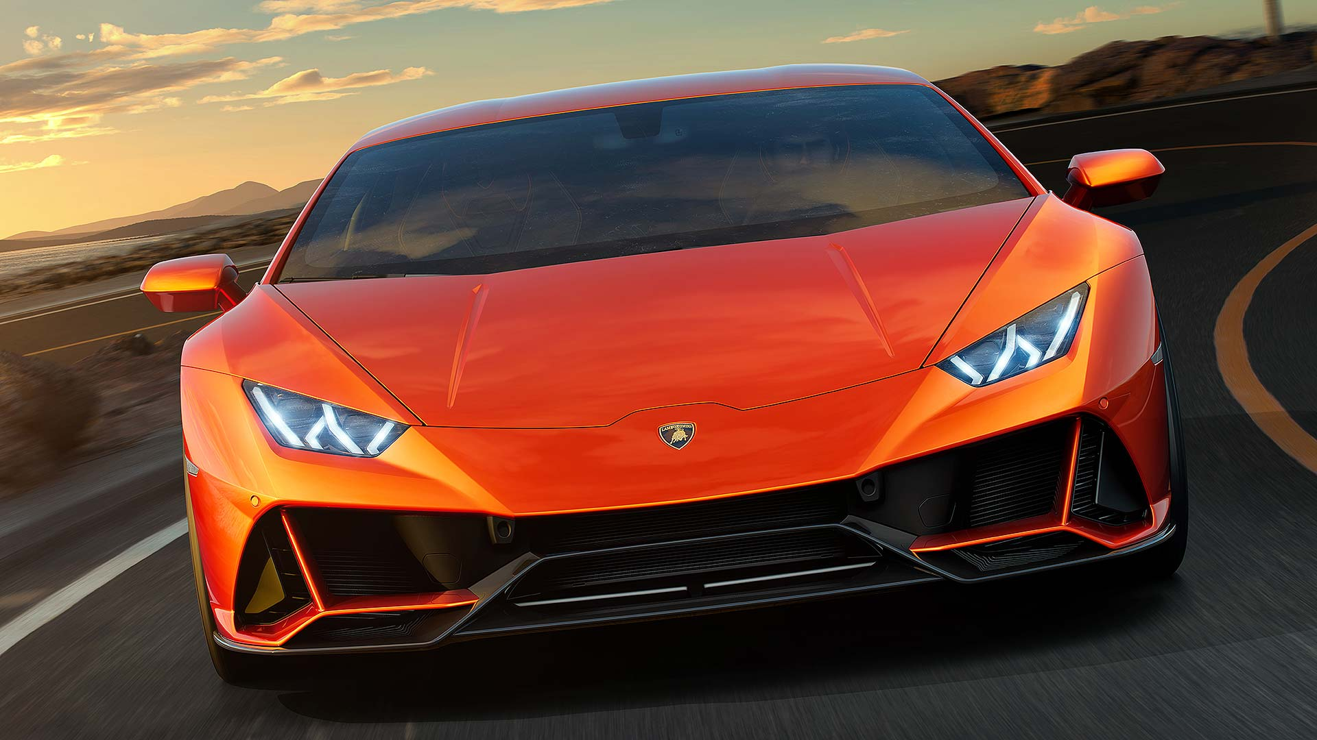 Bull Evolved 2019 Lamborghini Huracan Evo Revealed Motoring Research