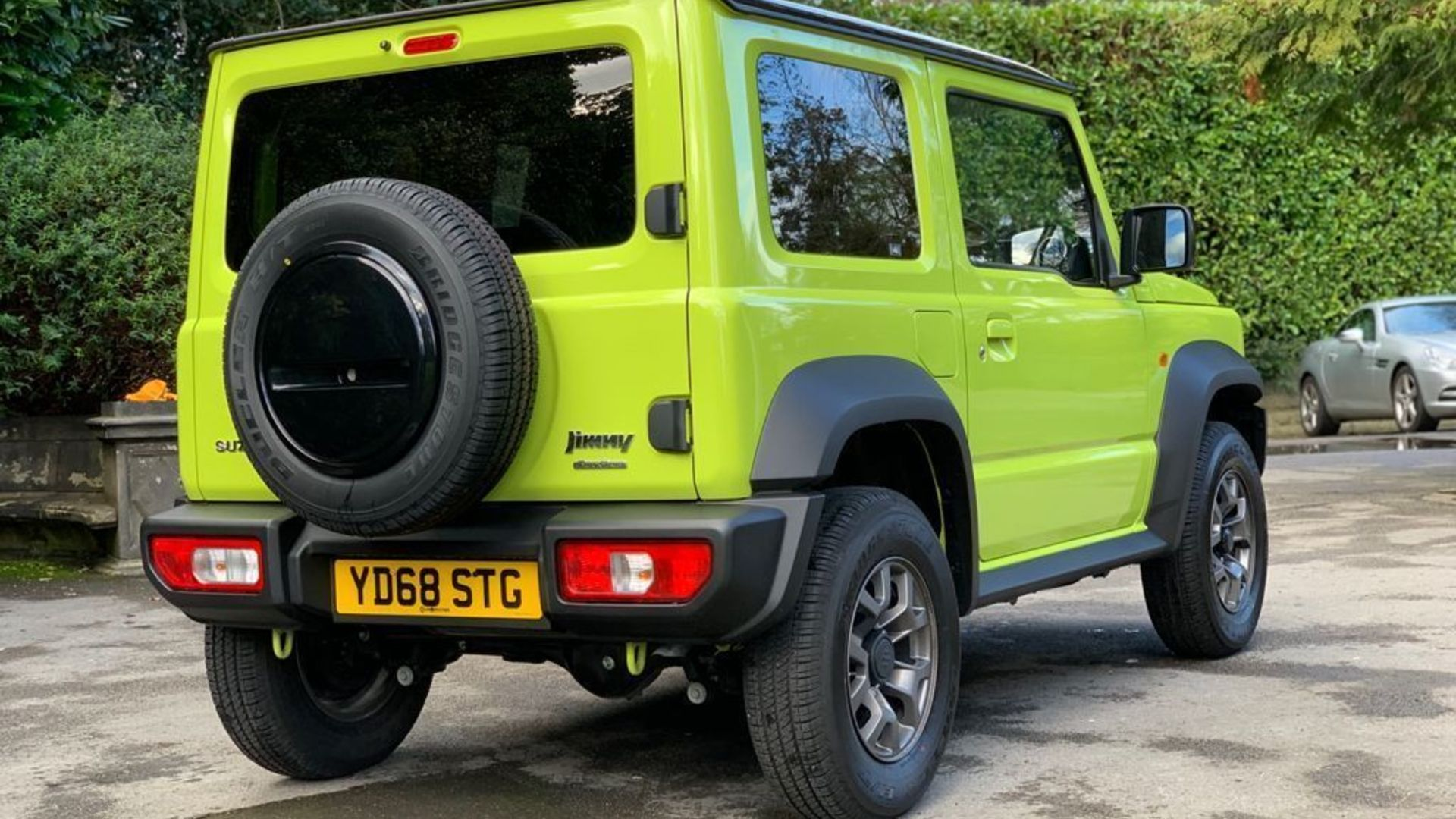 Suzuki Jimny mark-up