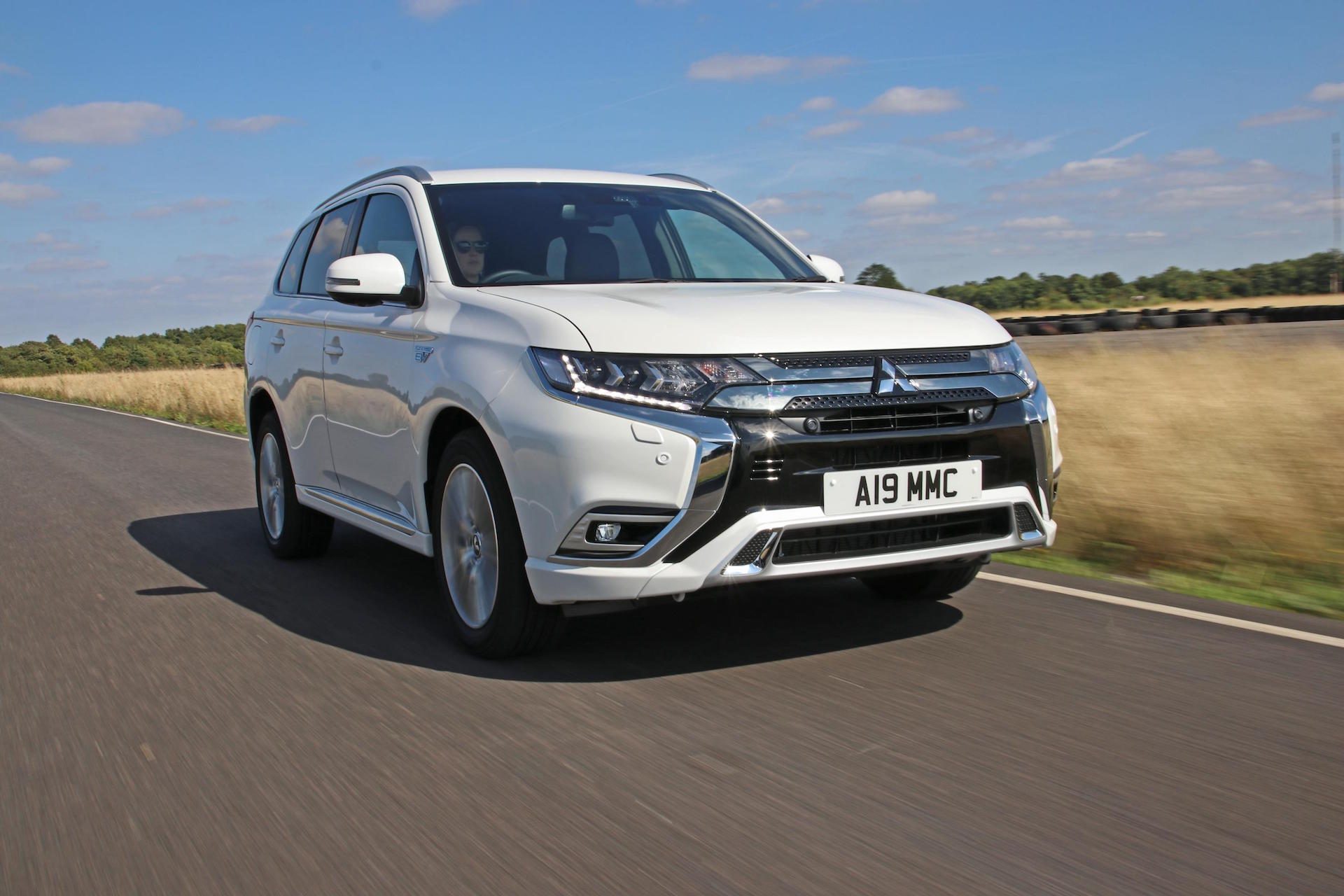 ASA rejects Mitsubishi Outlander PHEV advert complaints