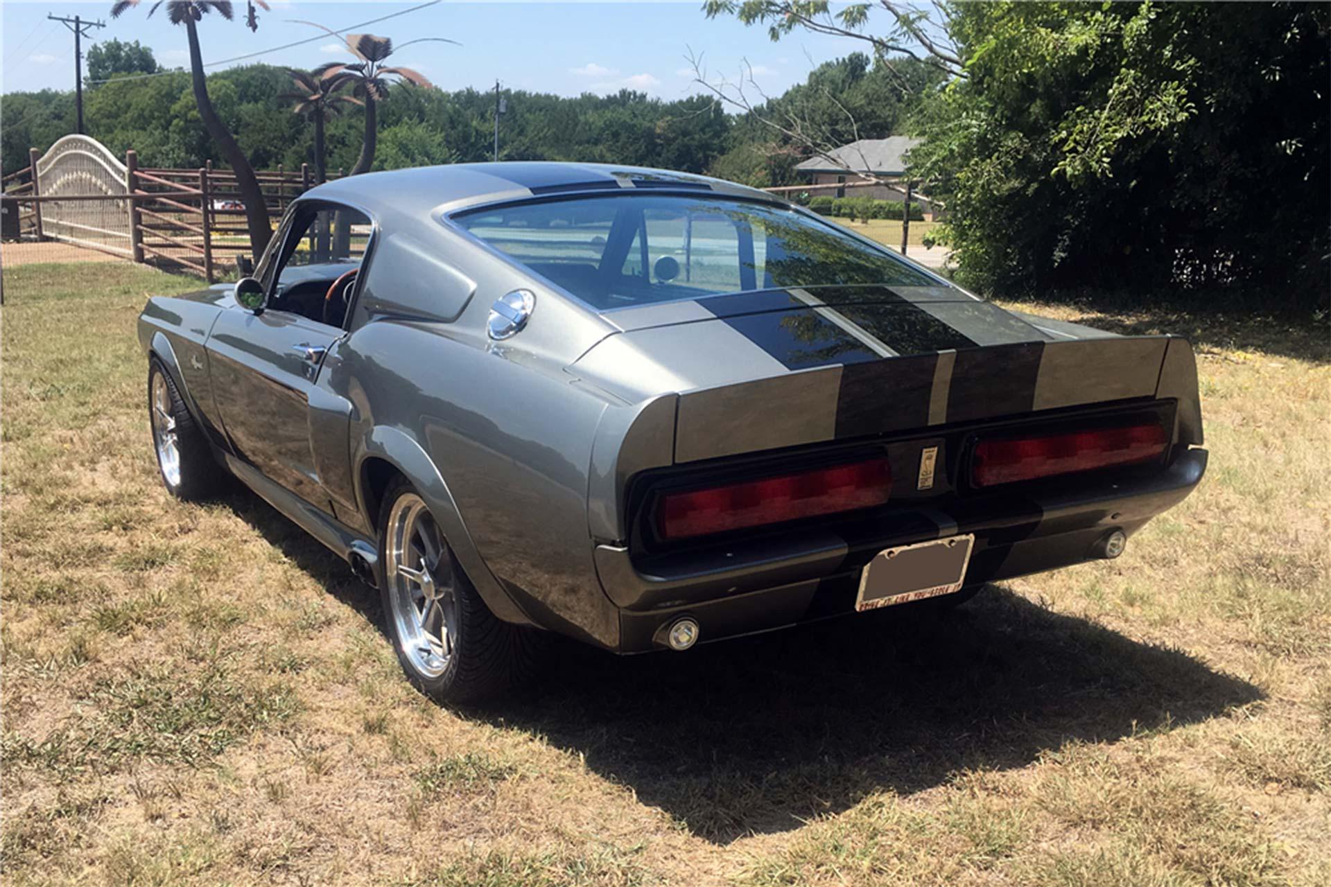 Barrett Jackson Scottsdale 2019 Eleanor Ford Mustang