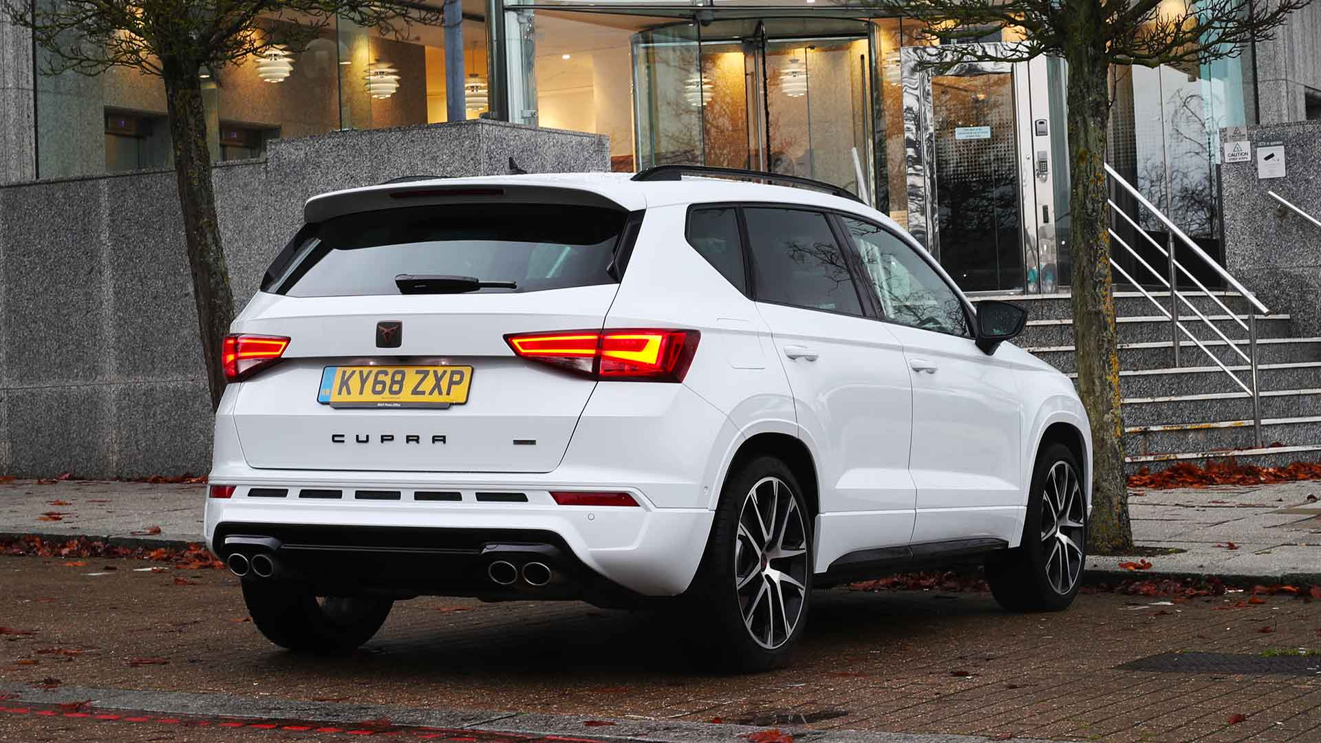 cupra ateca 2019 review the porsche baiting suv from spain. Black Bedroom Furniture Sets. Home Design Ideas