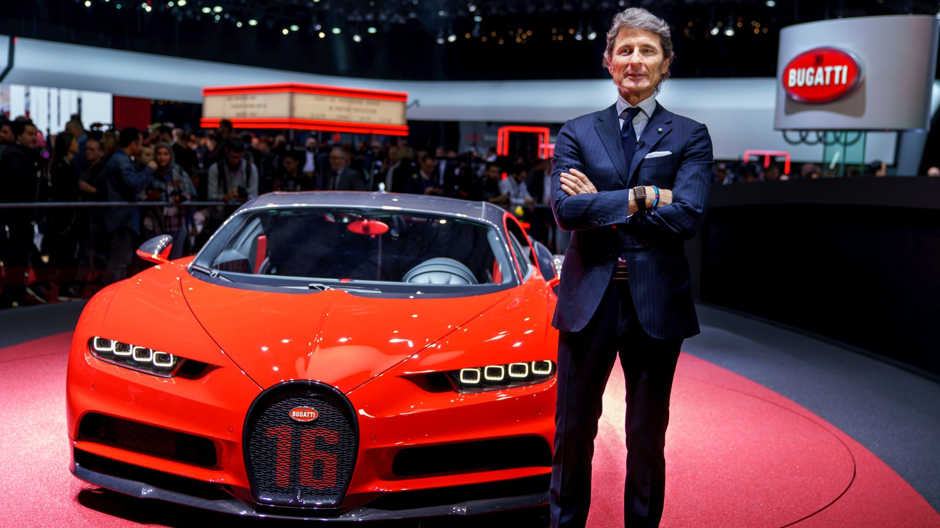 Bugatti won't build an SUV