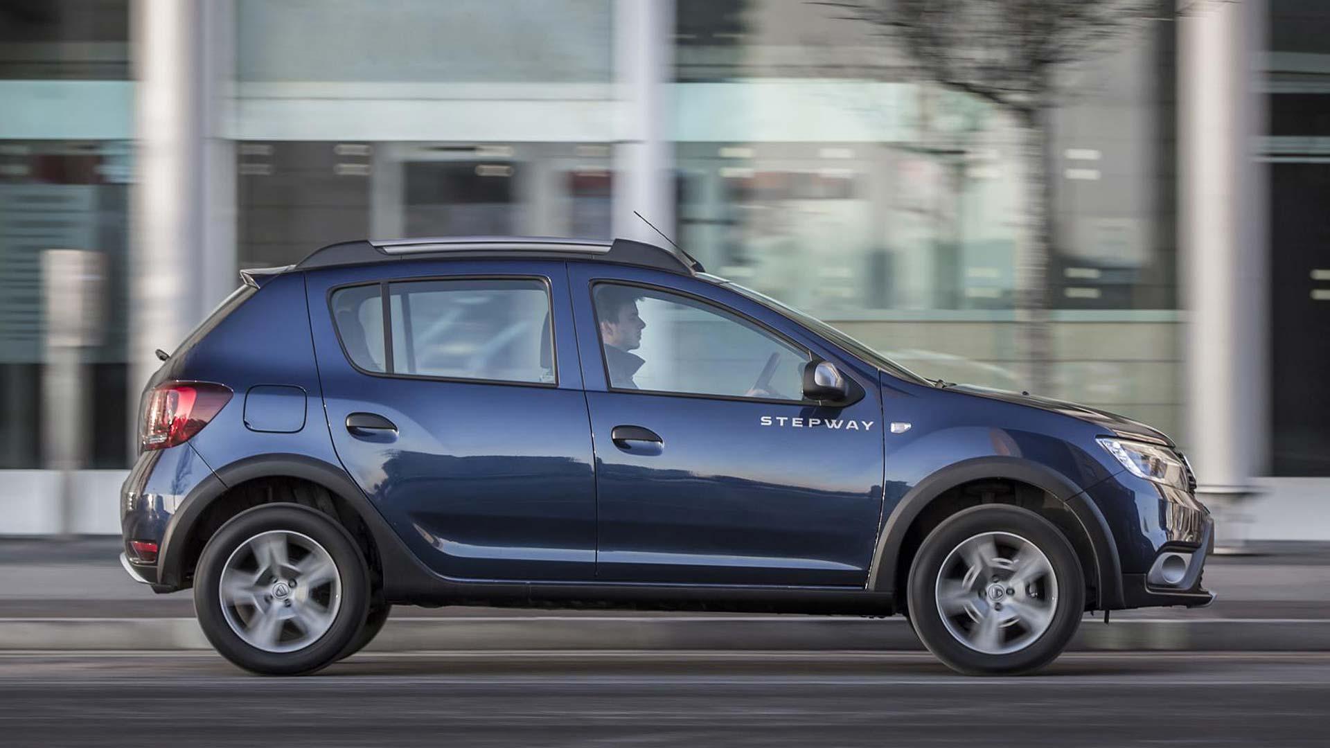 Dacia Sandero Stepway Essential SCe 75