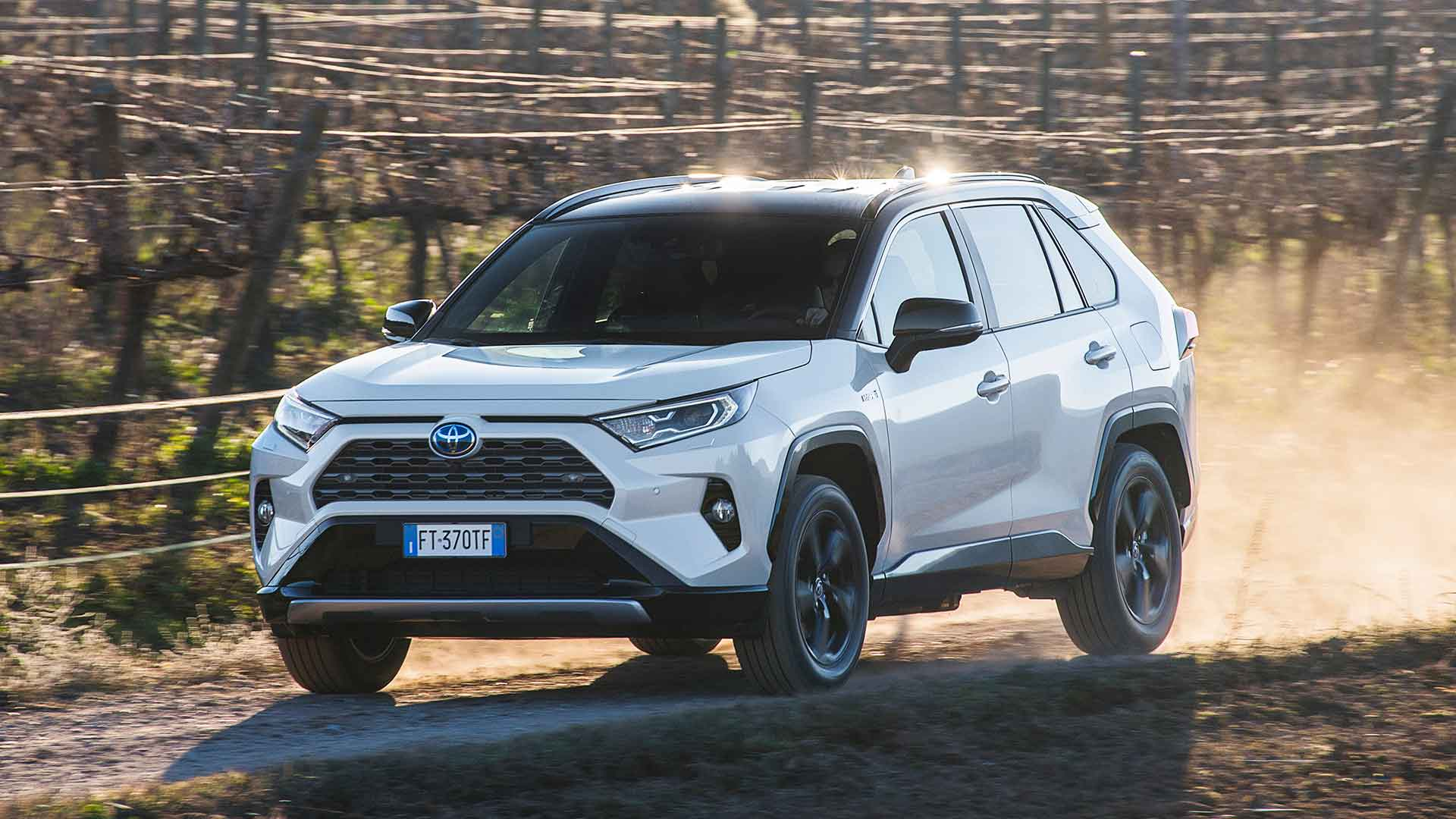 2019 toyota rav4 review a return to its rugged suv roots motoring research. Black Bedroom Furniture Sets. Home Design Ideas