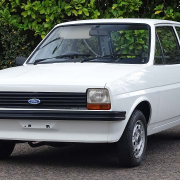 Timewarp 1978 Ford Fiesta