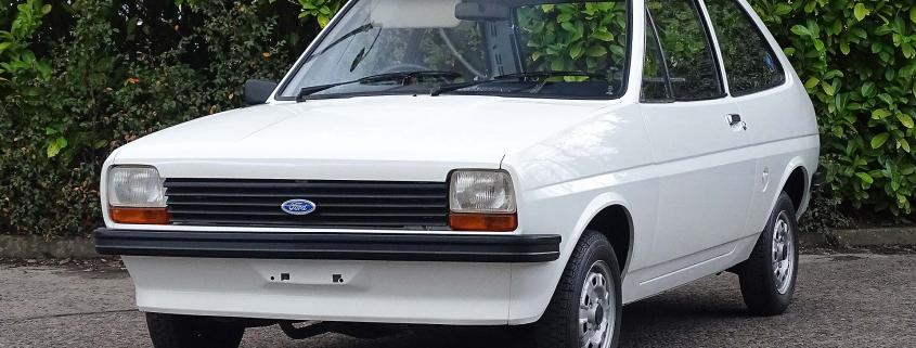 Timewarp 1978 Ford Fiesta