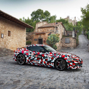 First production A90 Toyota Supra for auction