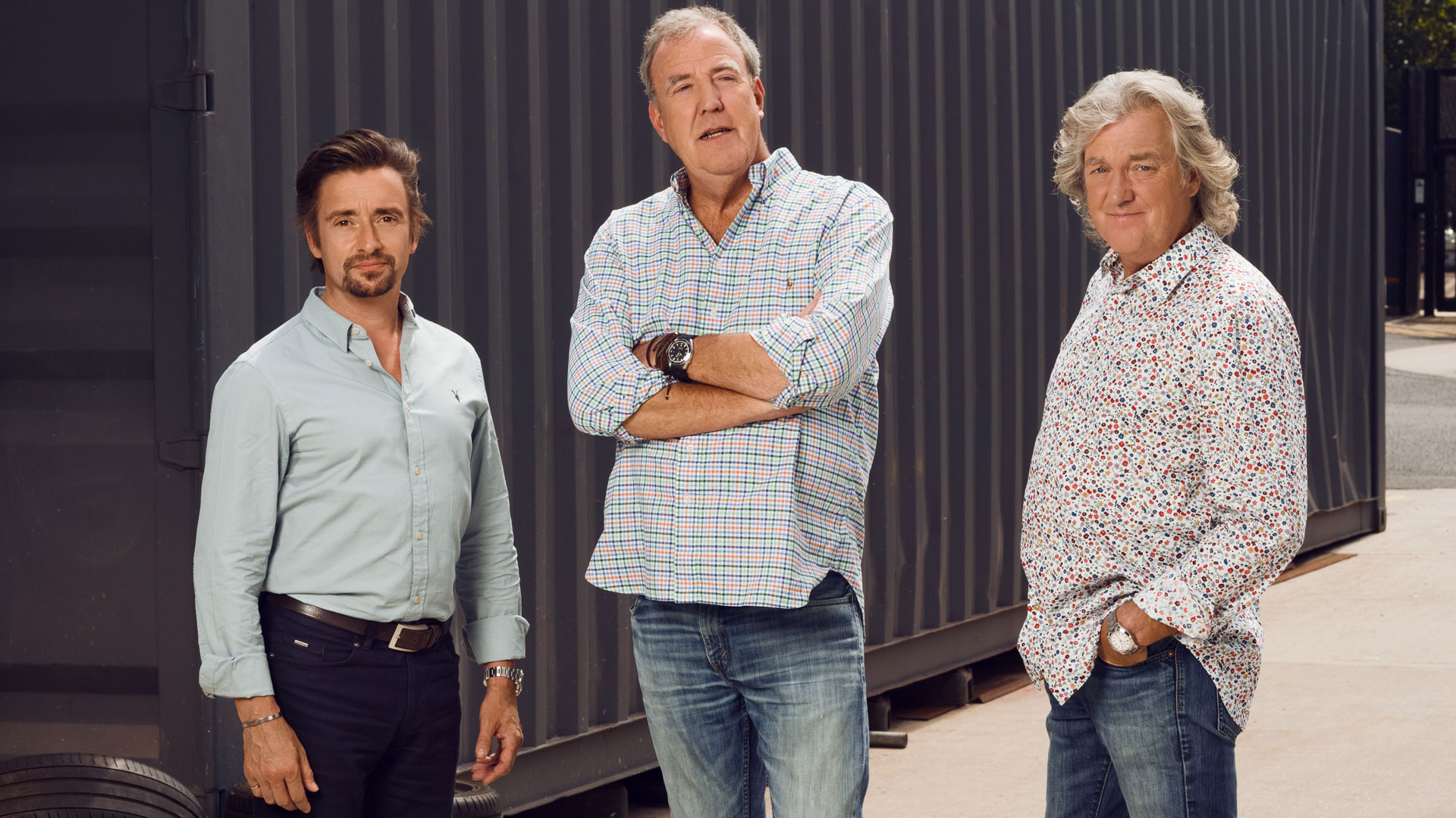Hammond Clarkson May 2019
