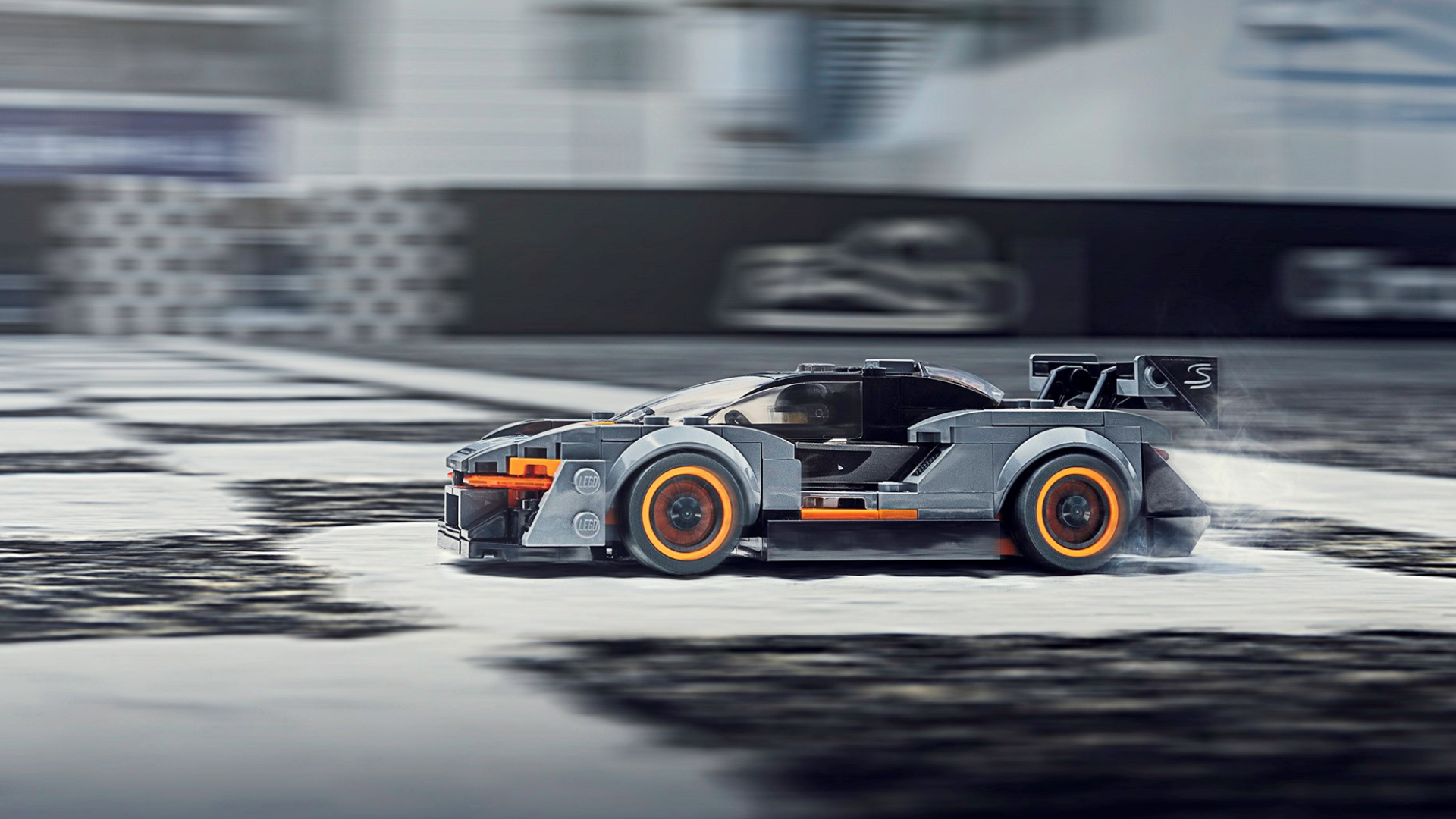 Lego McLaren Senna Speed Champion
