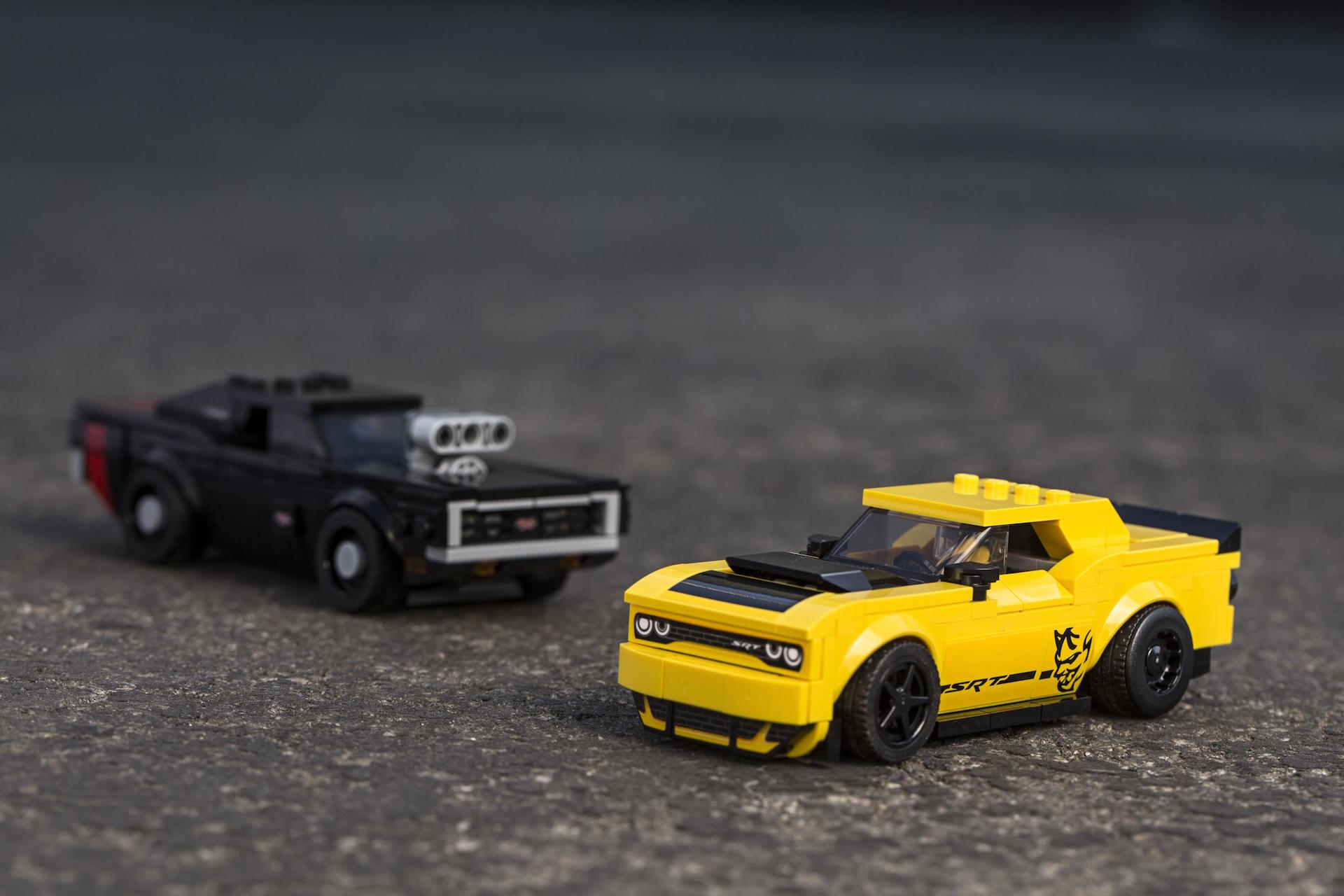 Lego Speed Champions Dodge SRT Demon