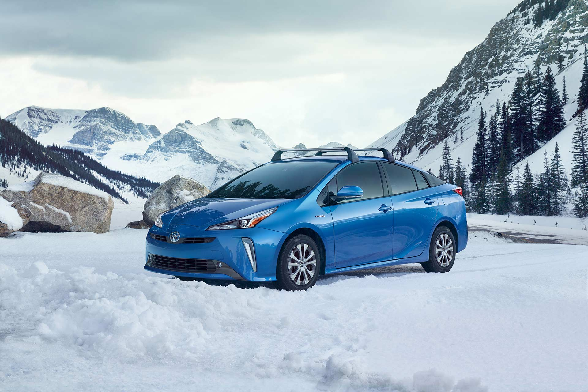 New 2019 Toyota Prius Available With Awd