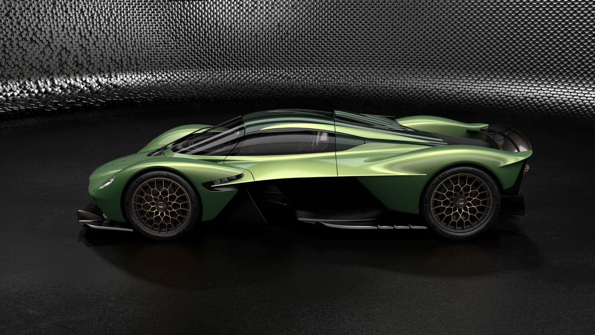 aston martin valkyrie gets new track pack and 'q' accessories