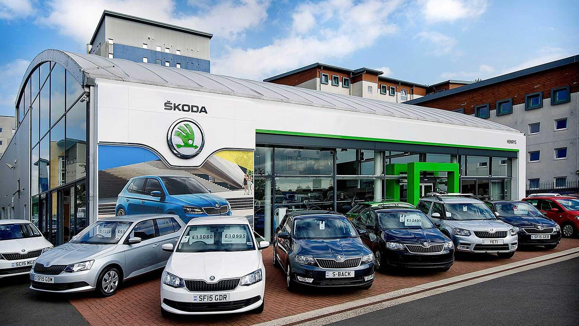 Skoda Approved Used Cars
