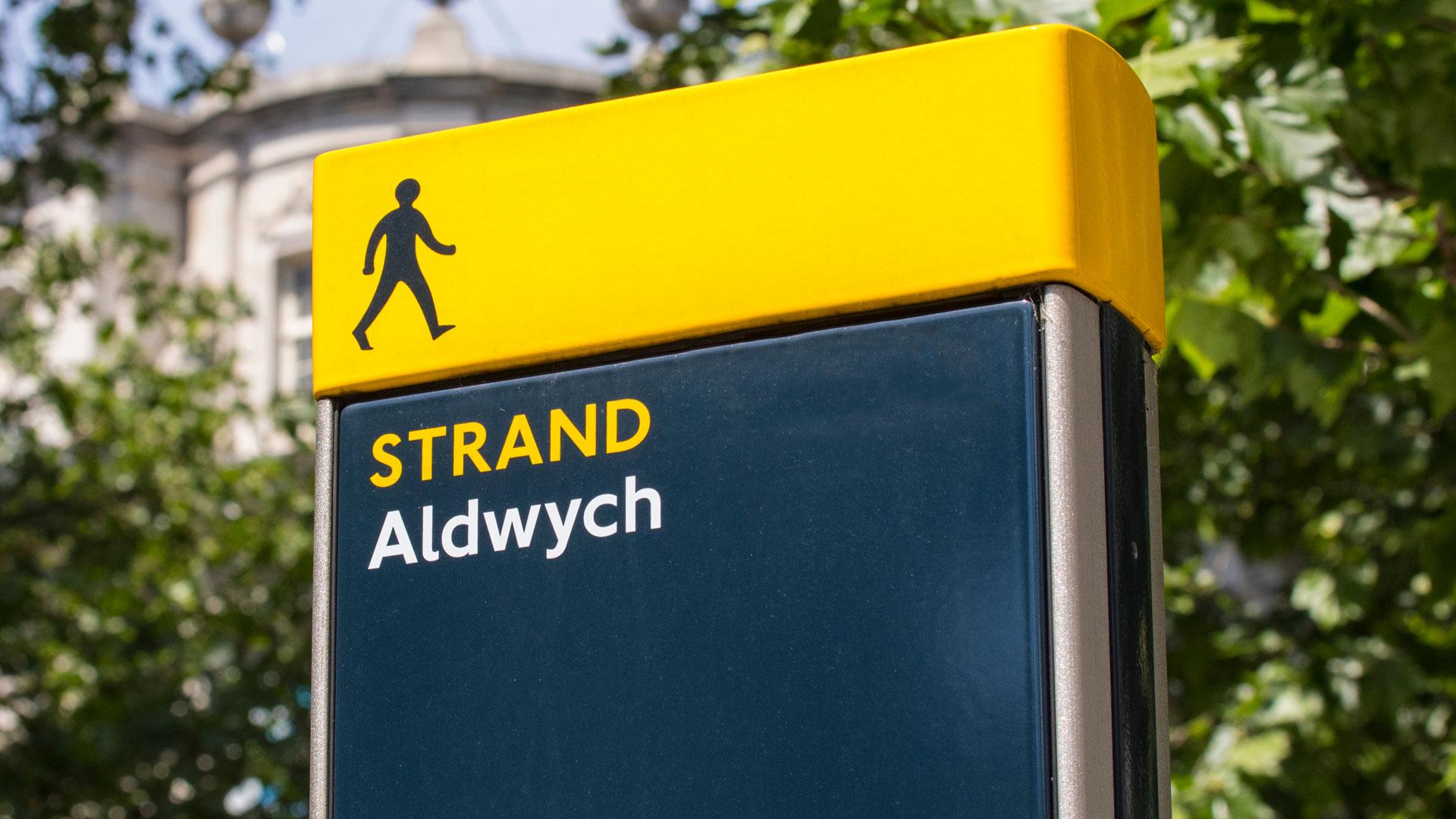 Strand Aldwych
