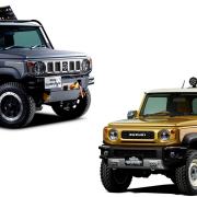 Suzuki Jimny concepts